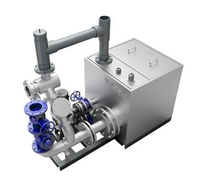 KWT 單泵外置式污水提升設備