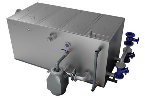 科瑞兴排隔油设备产品展示图