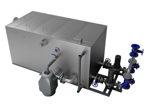 科瑞兴餐饮隔油设备产品图
