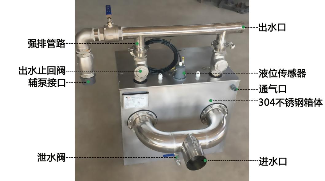 家用雙泵污水提升器